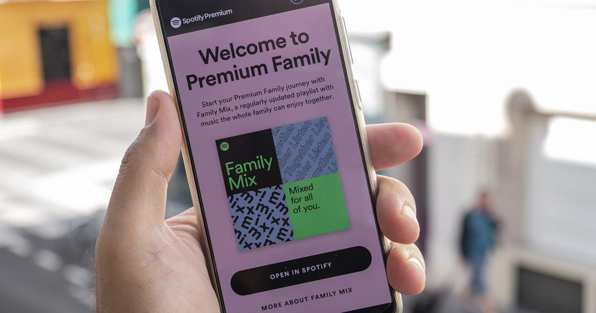 Techmeme: Spotify's Premium Family Plan is getting parental