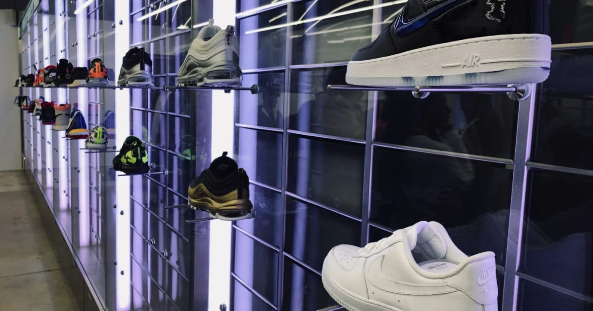 59964ca159cb9 nike turns its snkrs app into a pop-up shop for sneakerheads
