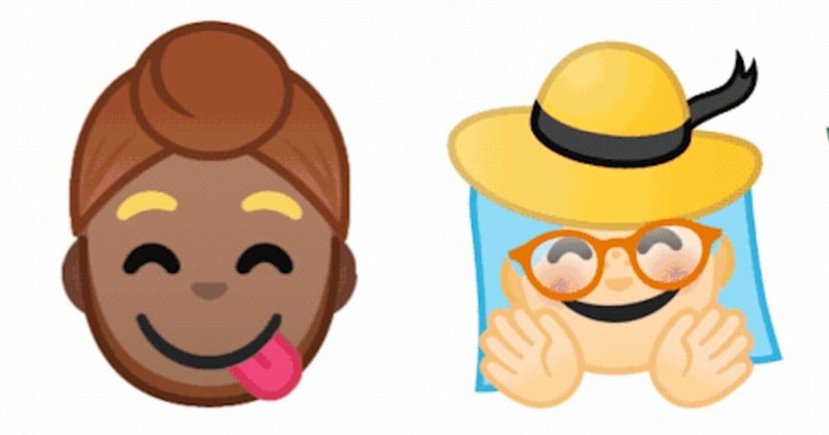 Google Gboard Creates Emoji-style Stickers that Look like You