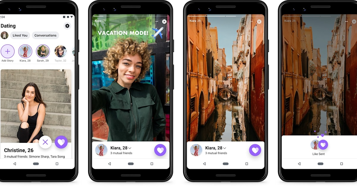 Facebook can flesh out your Dating profile with existing Stories