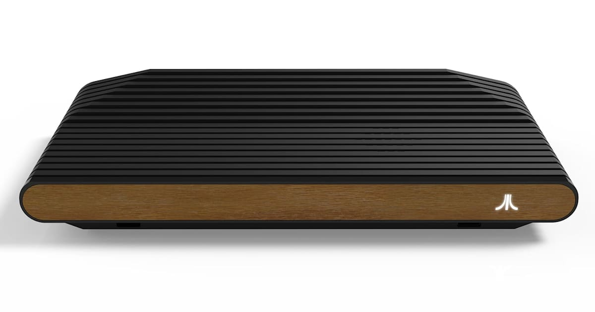 Pre-orders for Atari's retro VCS console start at $249