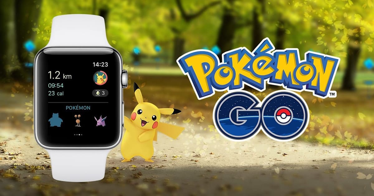 'Pokémon Go' will drop Apple Watch support after July 1st 1