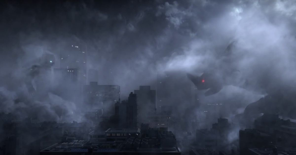 PlatinumGames' first original project looks like Ant-Man meets Godzilla