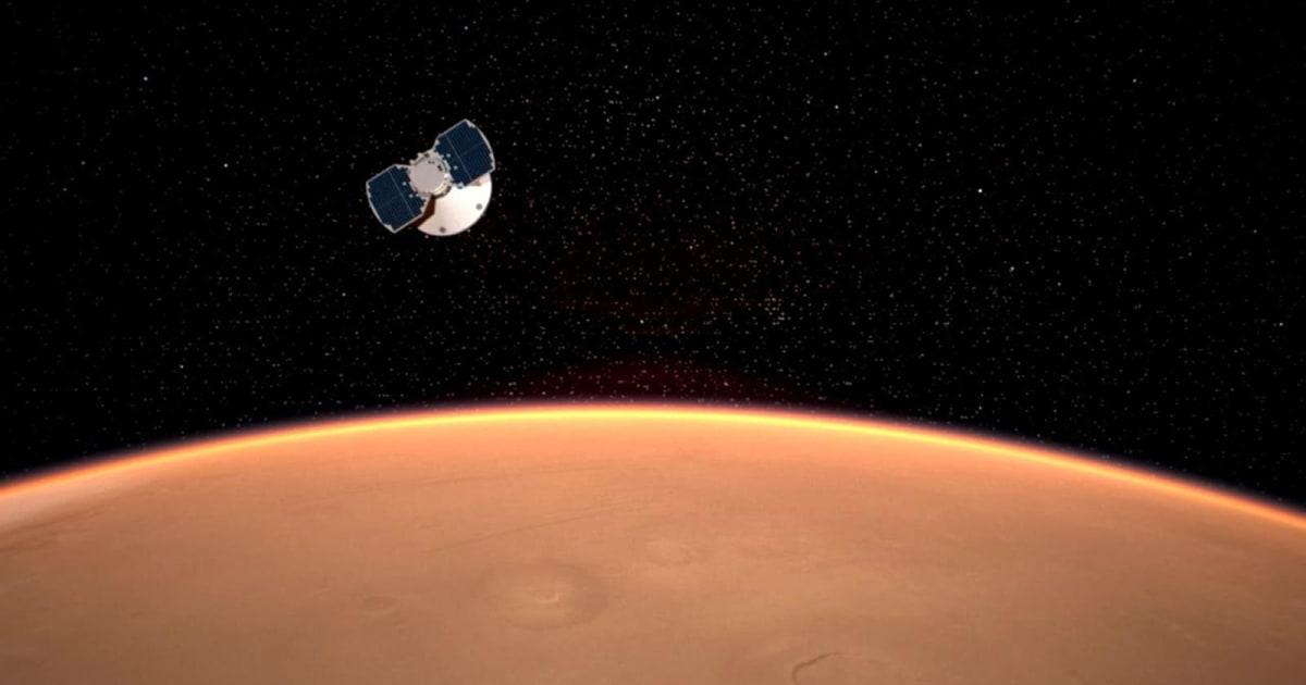 nasa mars landing watch - photo #12