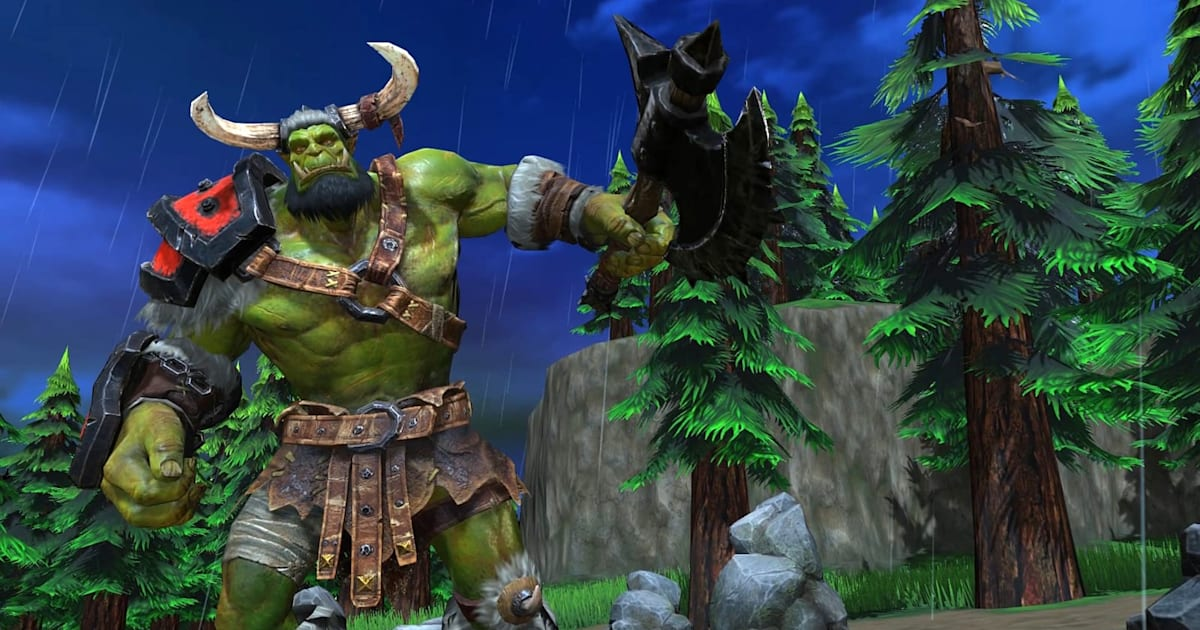 Warcraft III: Reforged' modernizes another real-time strategy hit