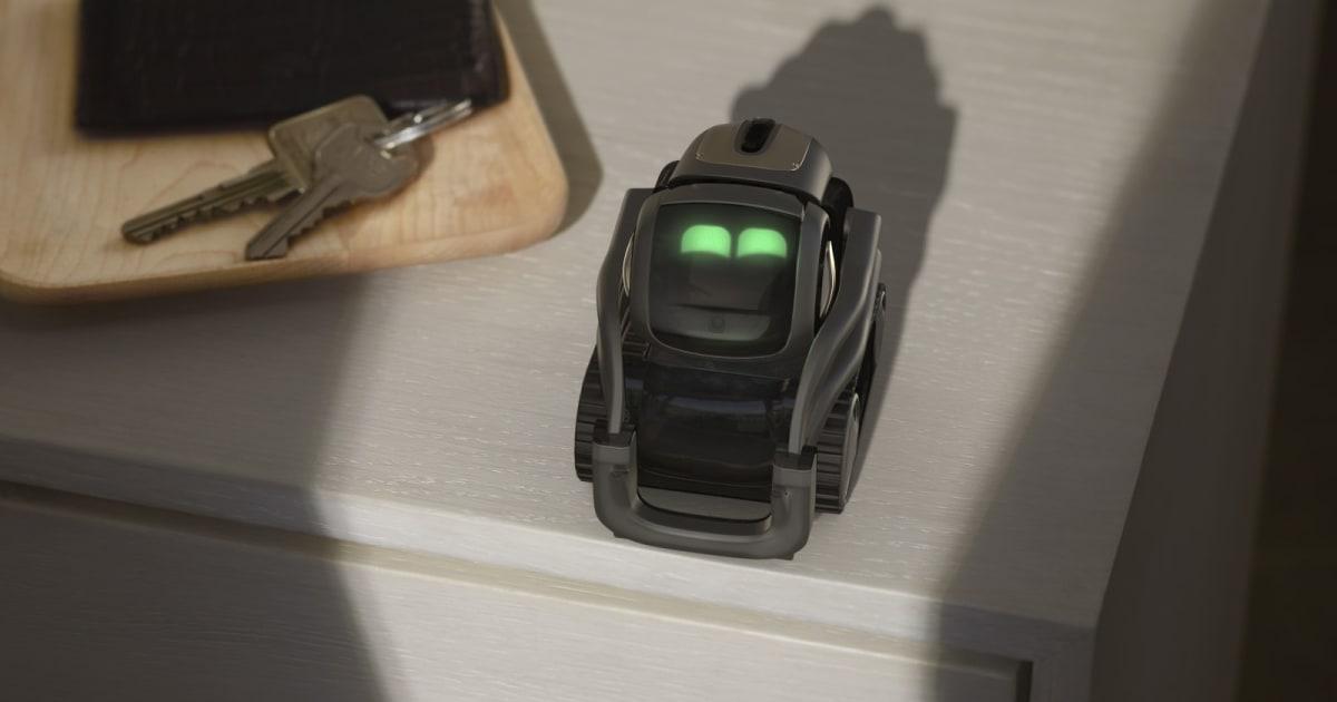 Anki's Cute Vector Robot will Soon Get Alexa Integration