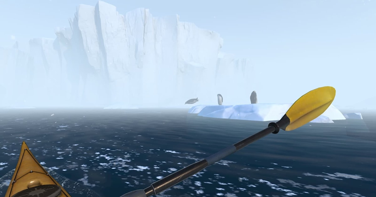 National Geographic is bringing an Antarctic adventure to Oculus Quest 1