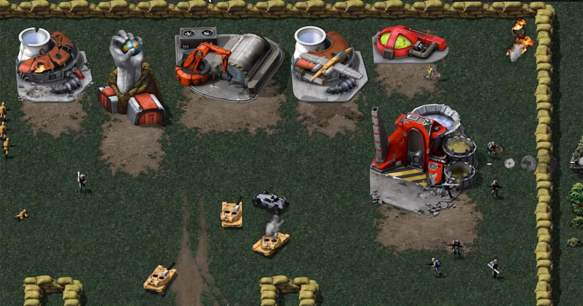'Command & Conquer' remaster is shaping up to be a huge visual upgrade