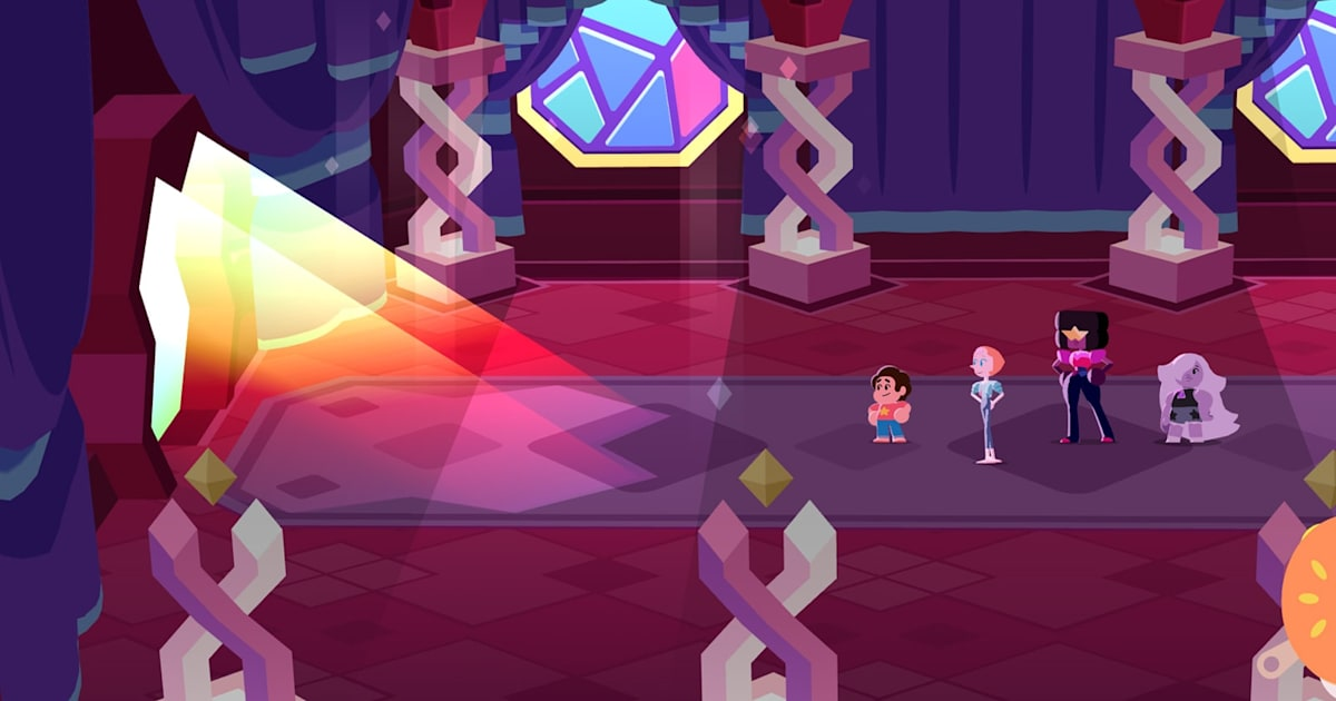 'Steven Universe: Unleash the Light' arrives on Apple Arcade
