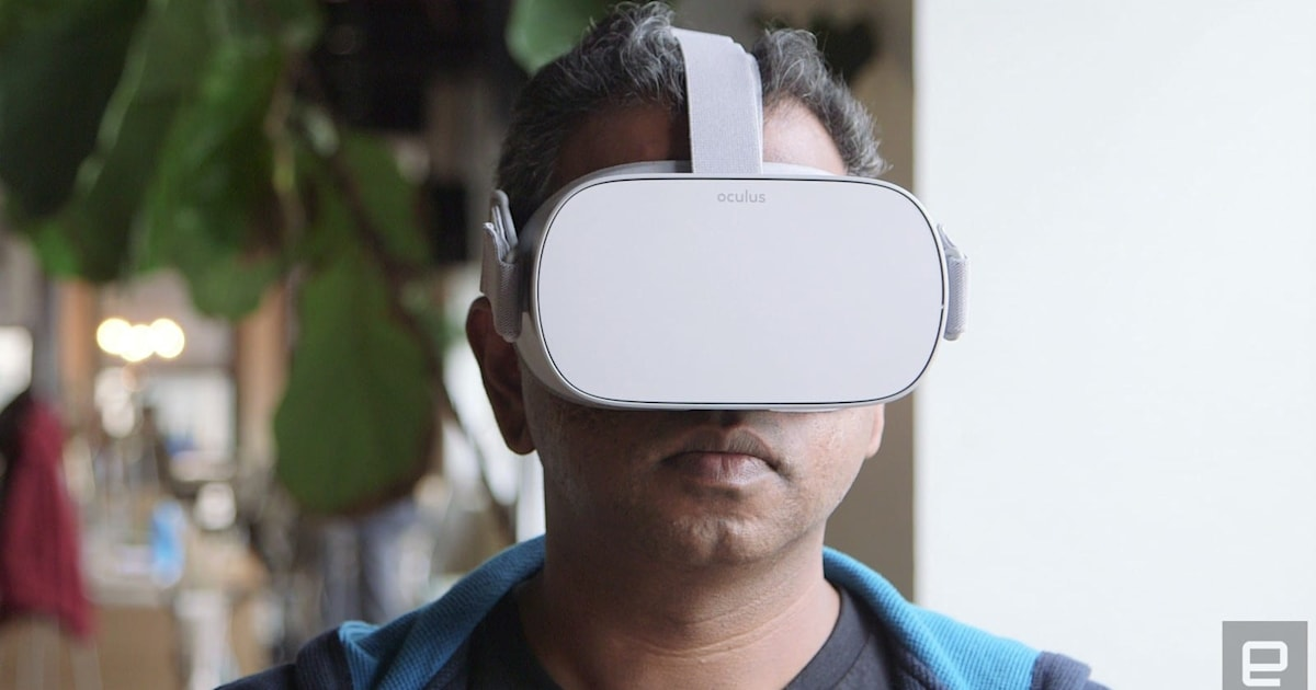 Image of article 'Oculus Go gets a permanent price cut to $149'