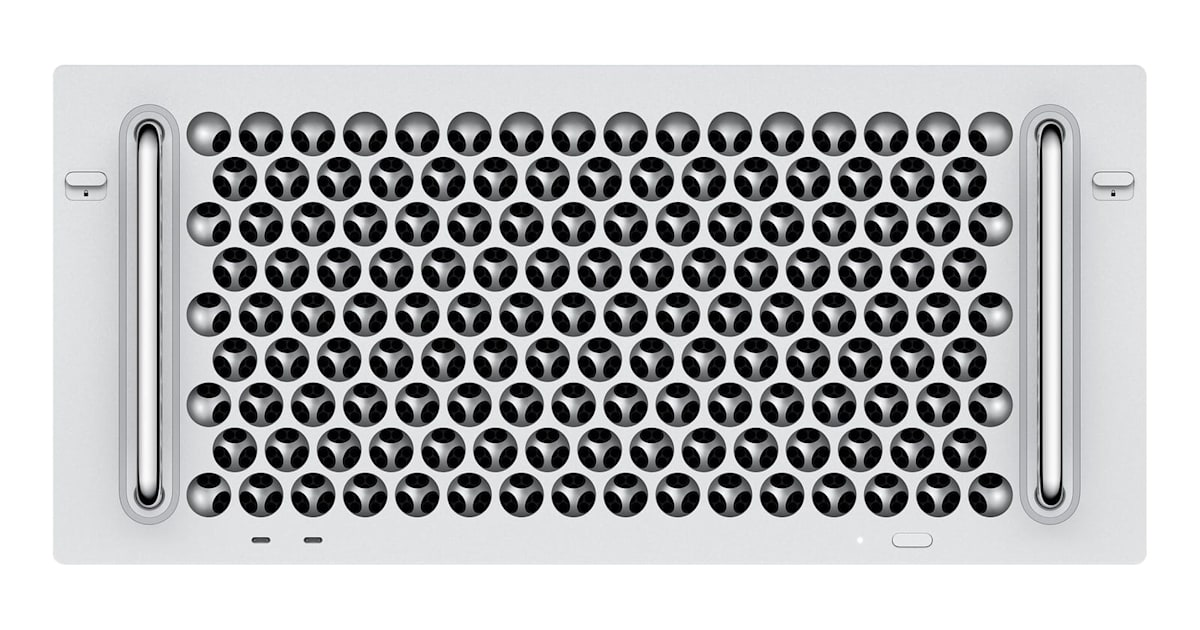 Apple's rackmount Mac Pro is now available 1