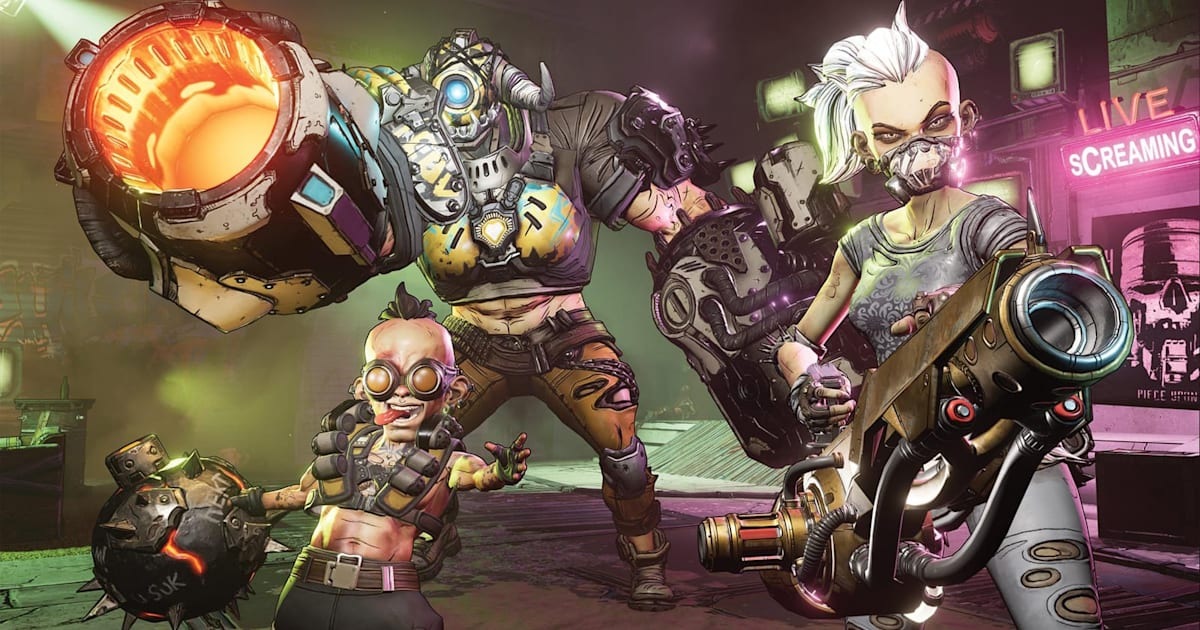 Eli Roth is directing the 'Borderlands' movie