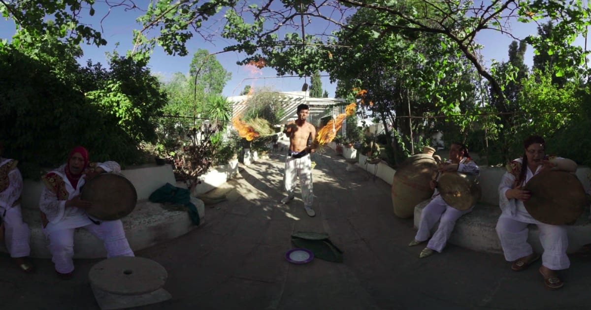 'Zikr' brings transcendental Sufi dancing to VR