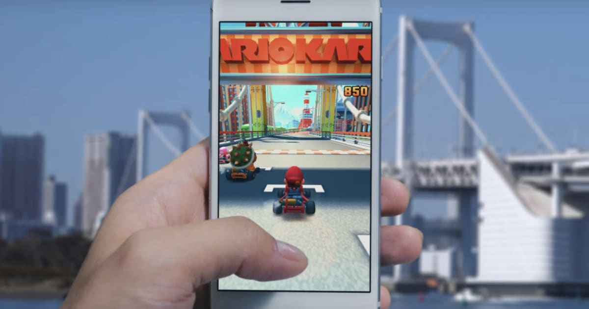 'Mario Kart Tour' comes to Android and iOS on September 25th 1