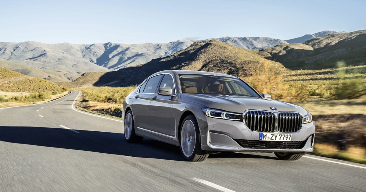 QnA VBage BMW launches a performance Series-7 PHEV