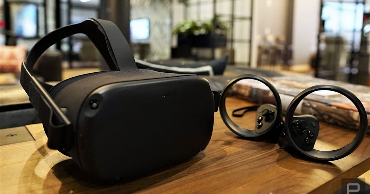 Oculus is rolling out its expanded social VR features