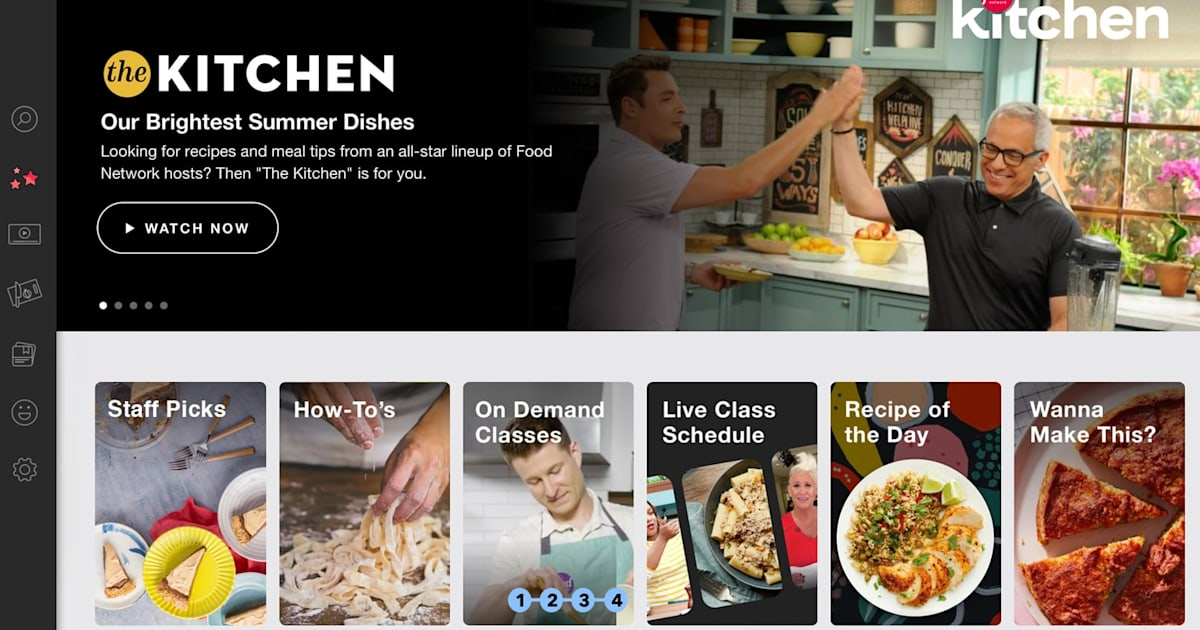 Food Network's cooking instruction service lets you ask Alexa for help