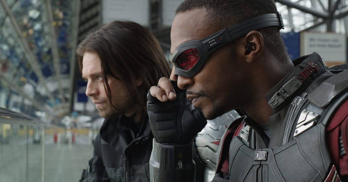 Marvel is Developing a Falcon-Winter Soldier TV Series