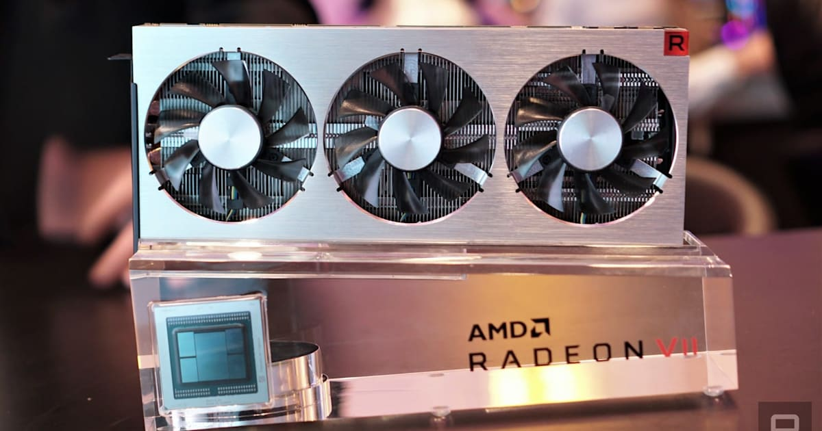 QnA VBage AMD's CEO and CTO on Radeon VII, ray tracing and beyond