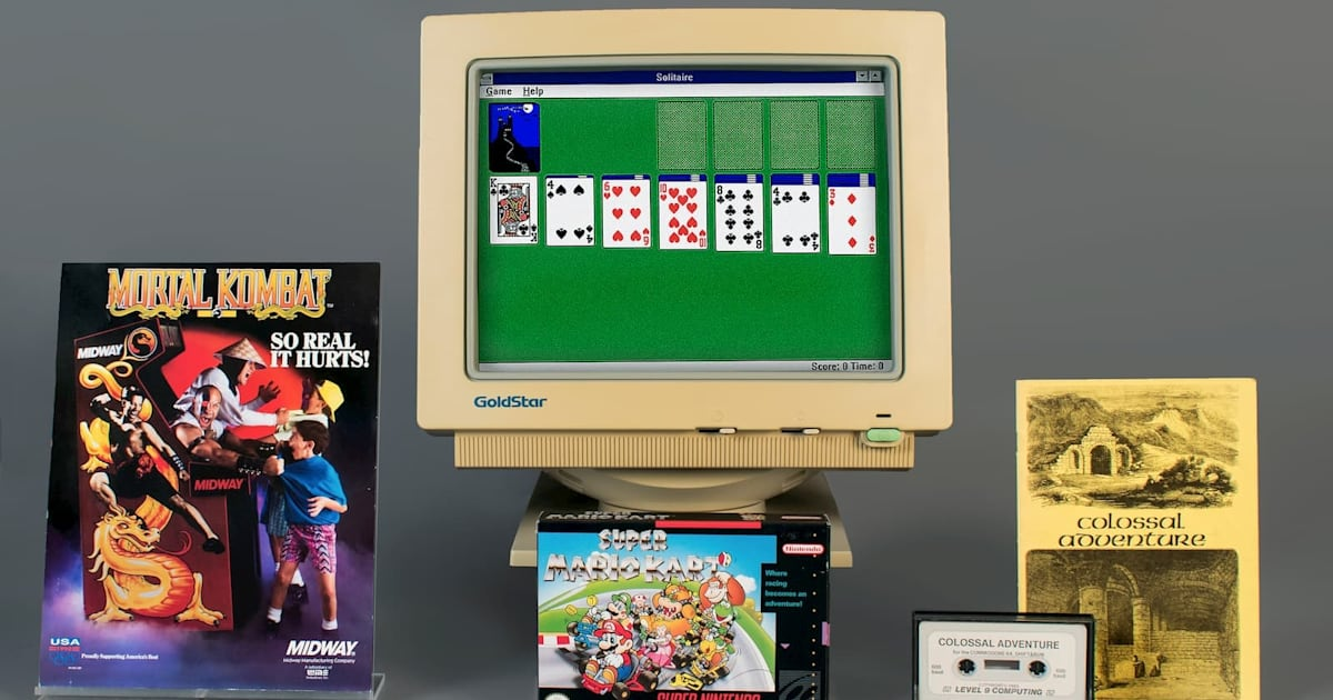 'Mortal Kombat' and'Super Mario Kart' join the Video Game Hall of Fame 1