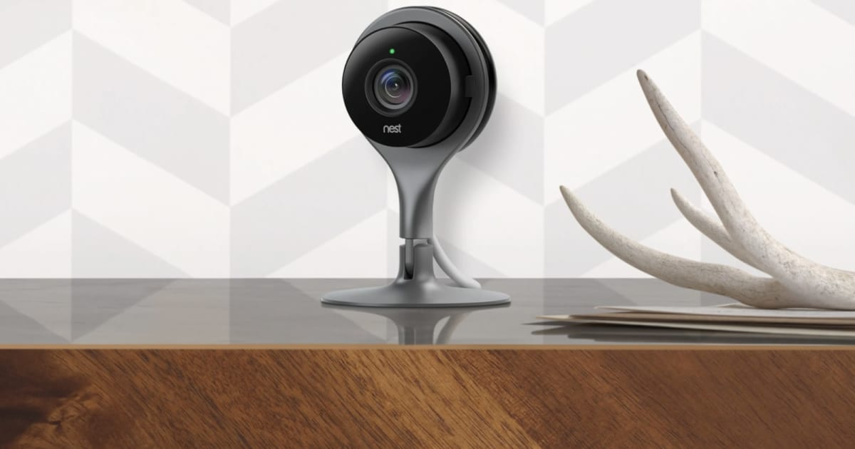 Google Nest camera users can no longer disable the status light