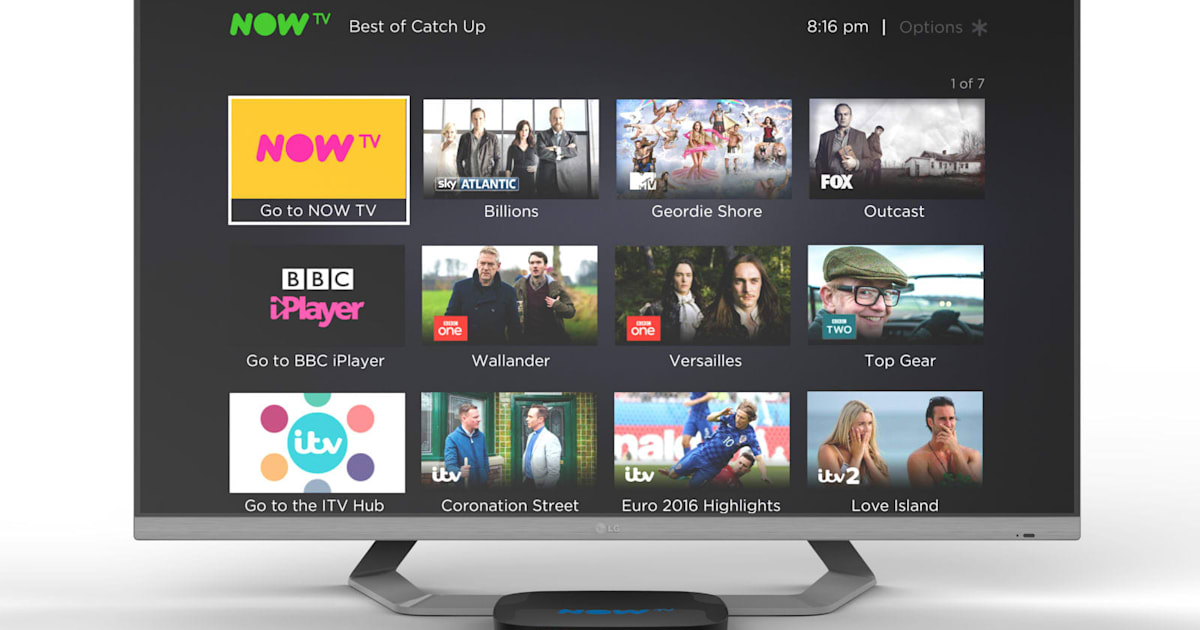 Sky Go Android Tv Update