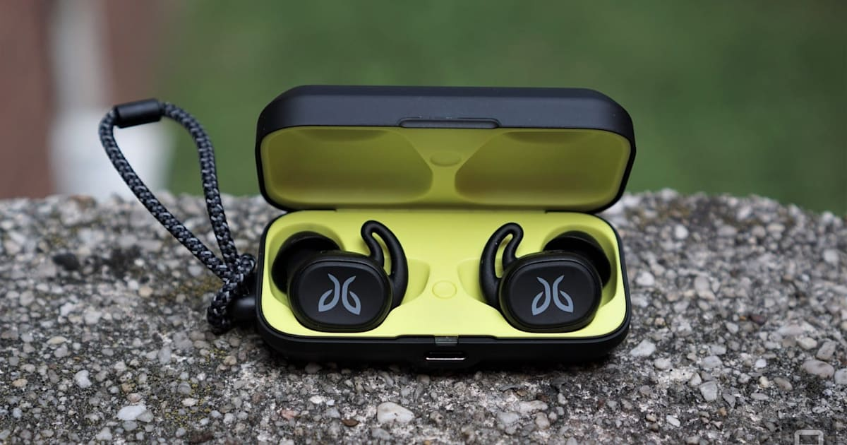 Jaybird's Vista are a sleeker pair of wireless exercise earbuds 1
