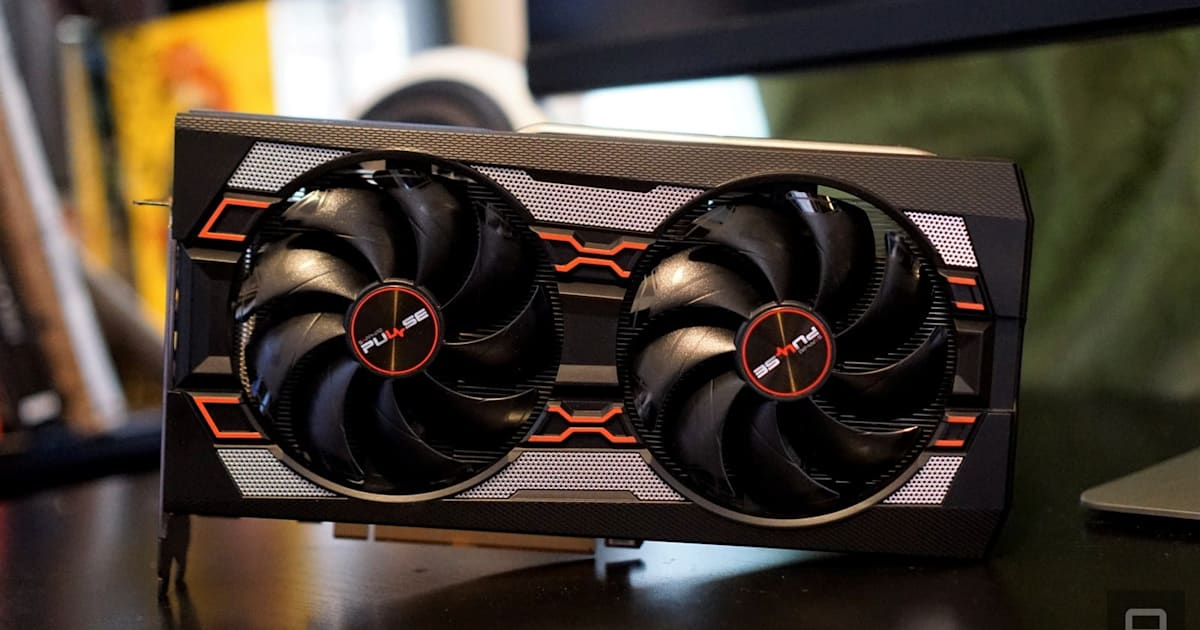 Radeon RX 5600 XT review: AMD's 1080p king