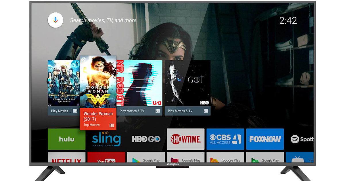 Android TV is getting pretty popular outside the US