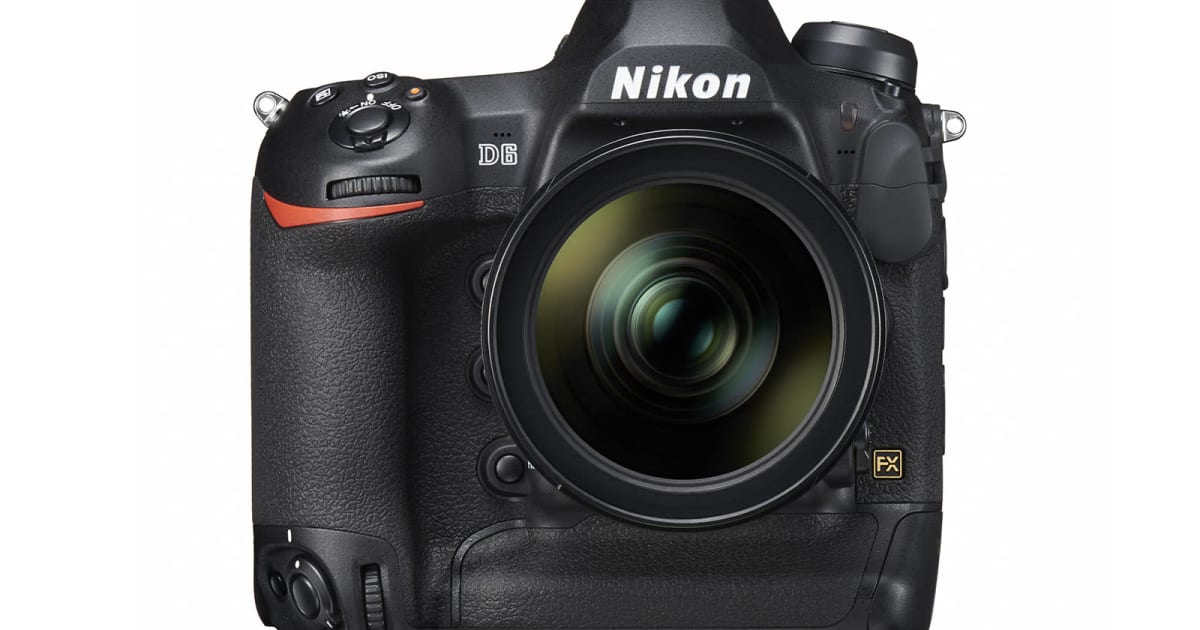 Nikon's beastly D6 will be its 'most advanced DSLR to date'