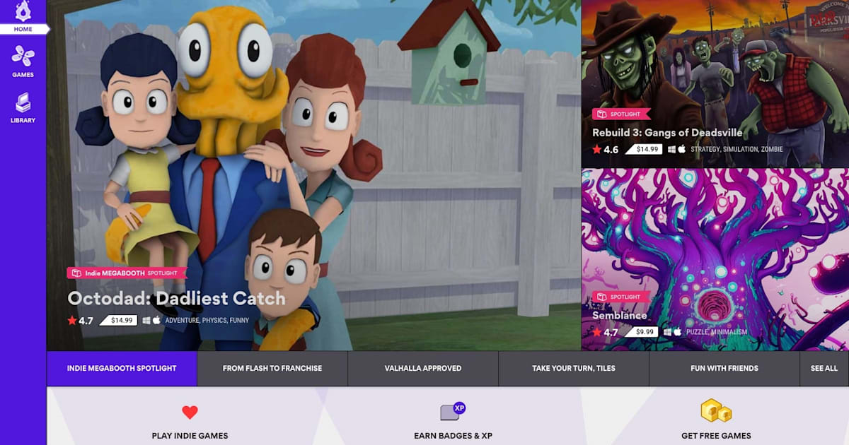 Kartridge Is A Curated Game Store Now With More Indie Megabooth