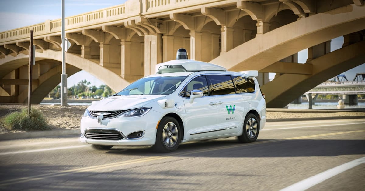 Waymo is close to offering autonomous rides with no backup driver