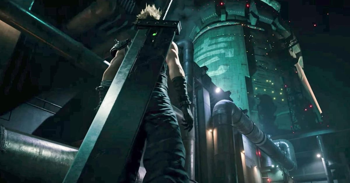 Square Enix delays 'Final Fantasy VII Remake' until April 10th