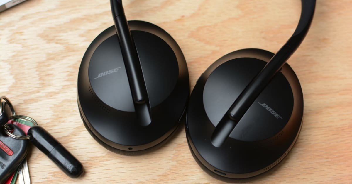 Bose 700 headphones review: The pursuit of perfection