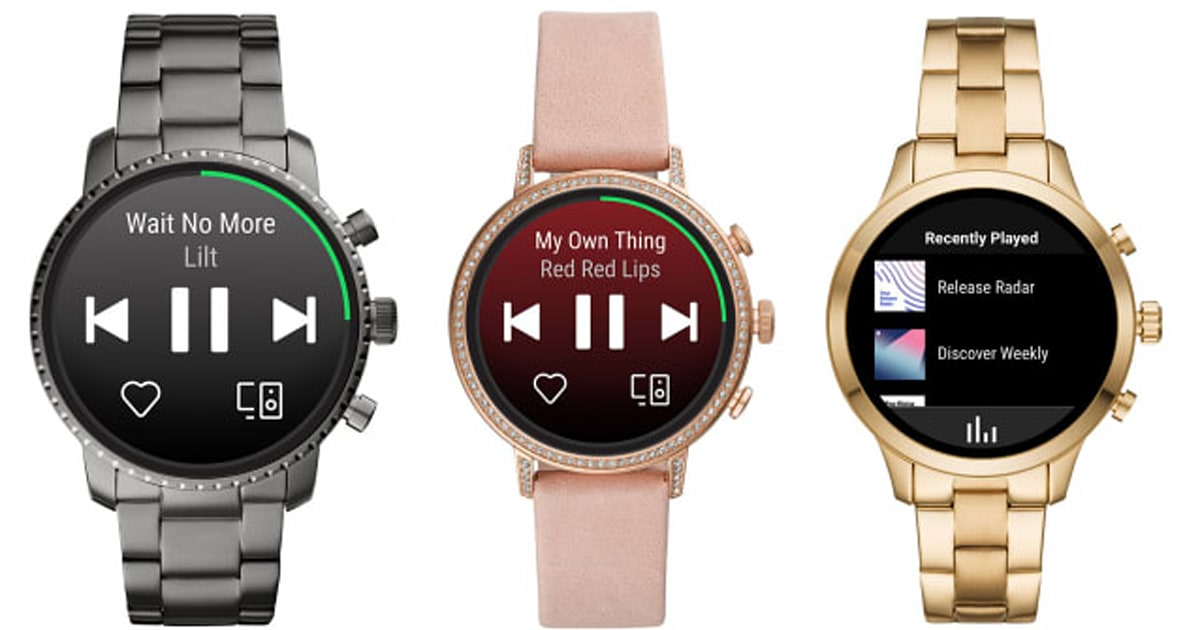 QnA VBage Spotify releases official, and much-needed, app for Google's Wear OS