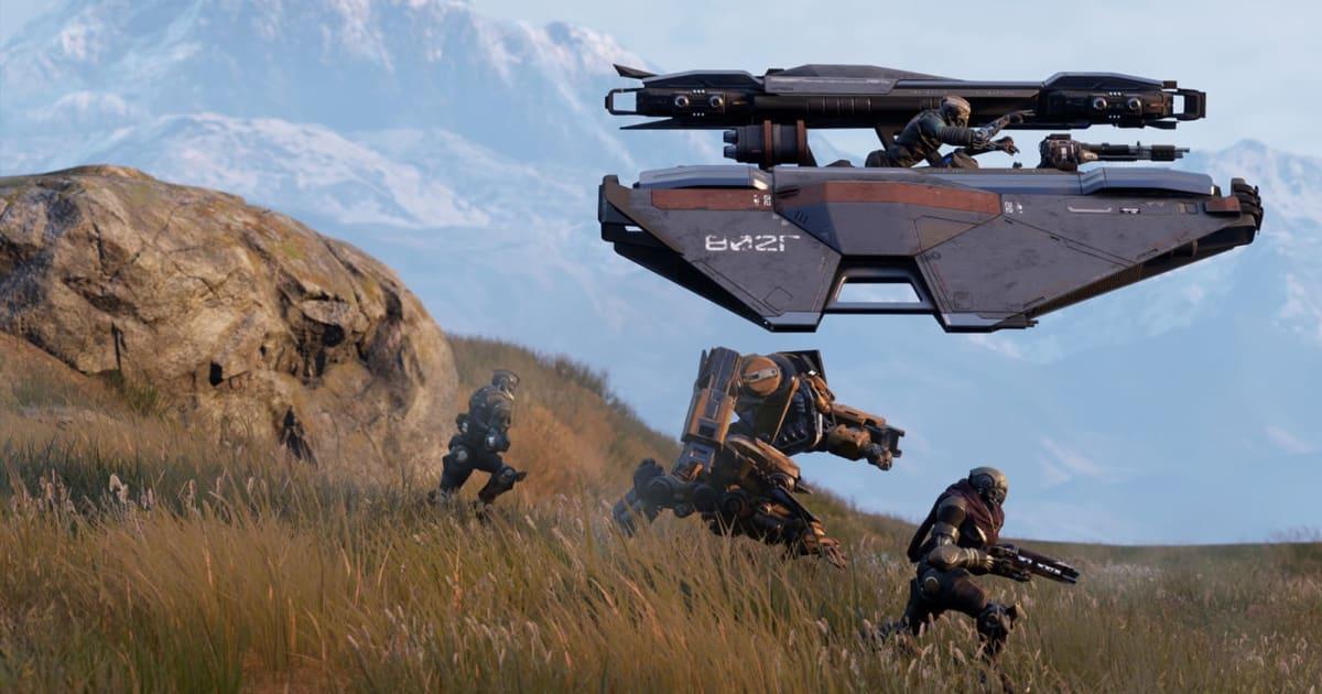 'Disintegration' public multiplayer beta starts January 31st 1