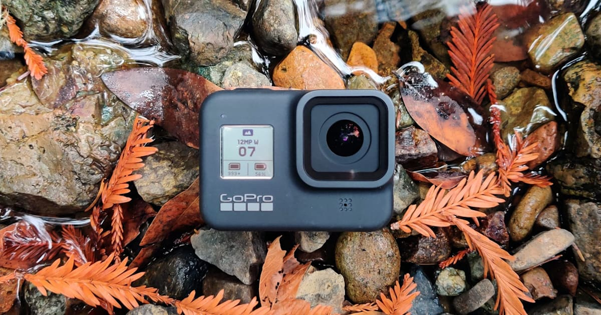 GoPro Hero 8 review: A minor redesign with a major pay-off