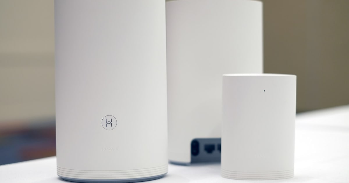 Huawei S New Hybrid Routers Blend Mesh And Powerline
