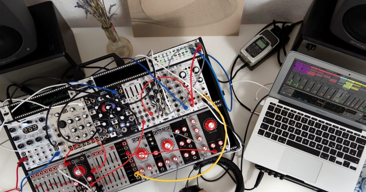 Ableton Live Can Control Modular Synths from your Computer