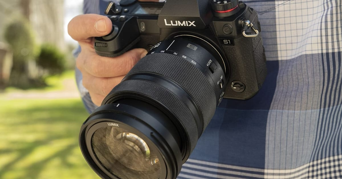 Panasonic S1 review: A perfect camera, except for its
