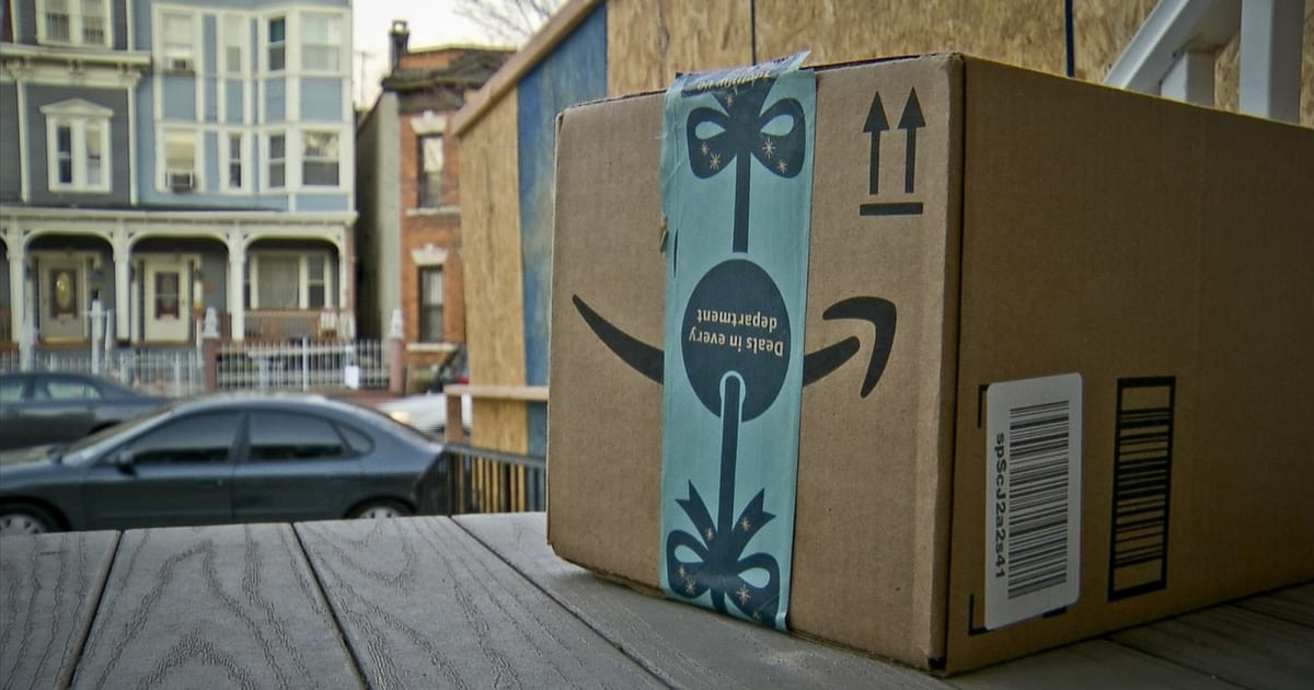 Fast delivery may negate the environmental benefits of online shopping 1