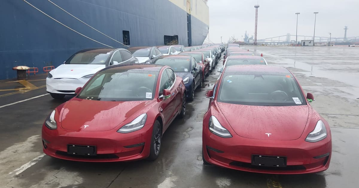Tesla delivered a record 95,000 cars this spring
