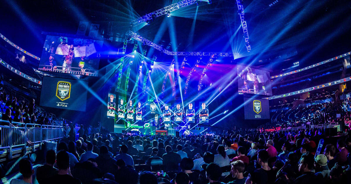 The first five 'Call of Duty' esports teams include New York and Paris 1