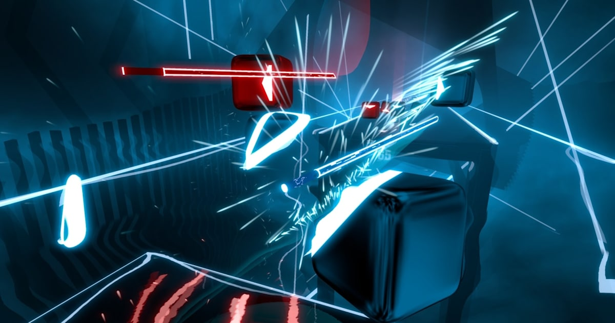 'Beat Saber' VR Finally Gets a Full Release on PC