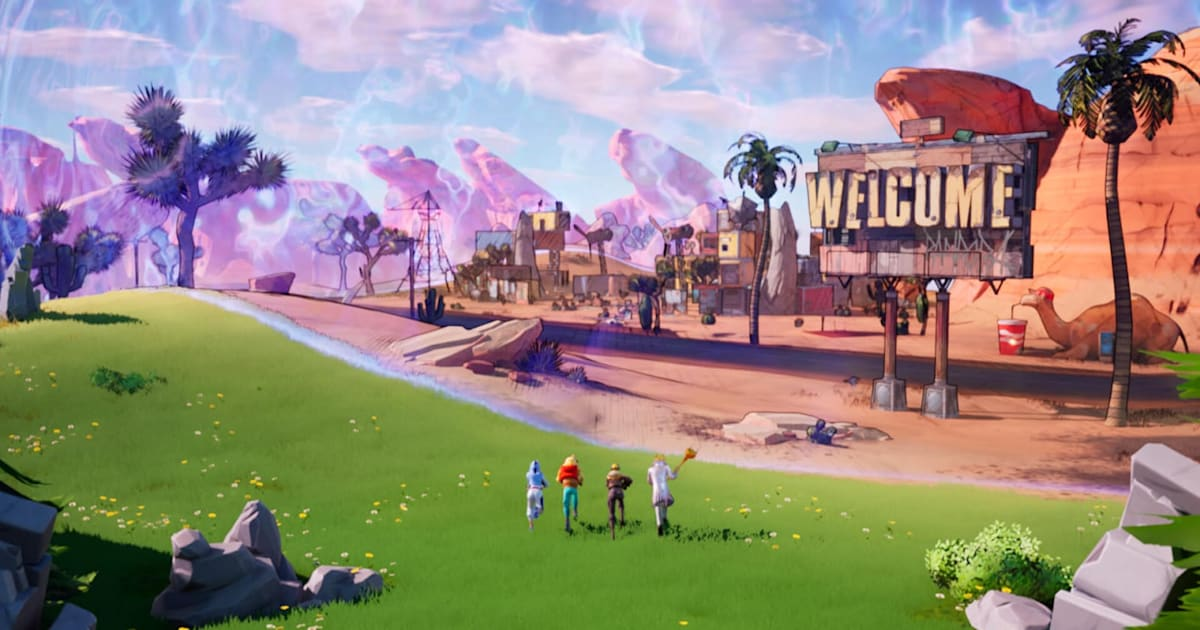 'Fortnite' just got a 'Borderlands' crossover