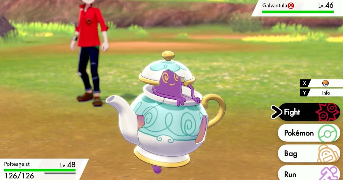 'Pokémon Sword and Shield' introduces new monsters and a Curry Dex