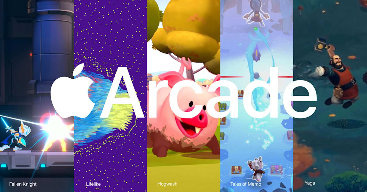 Apple Arcade's latest additions include 'Fallen Knight' and 'Yaga' 1