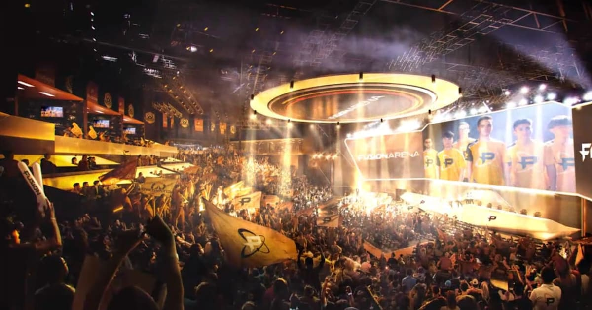 Philadelphia Fusion will Open the First Esports Arena in the US