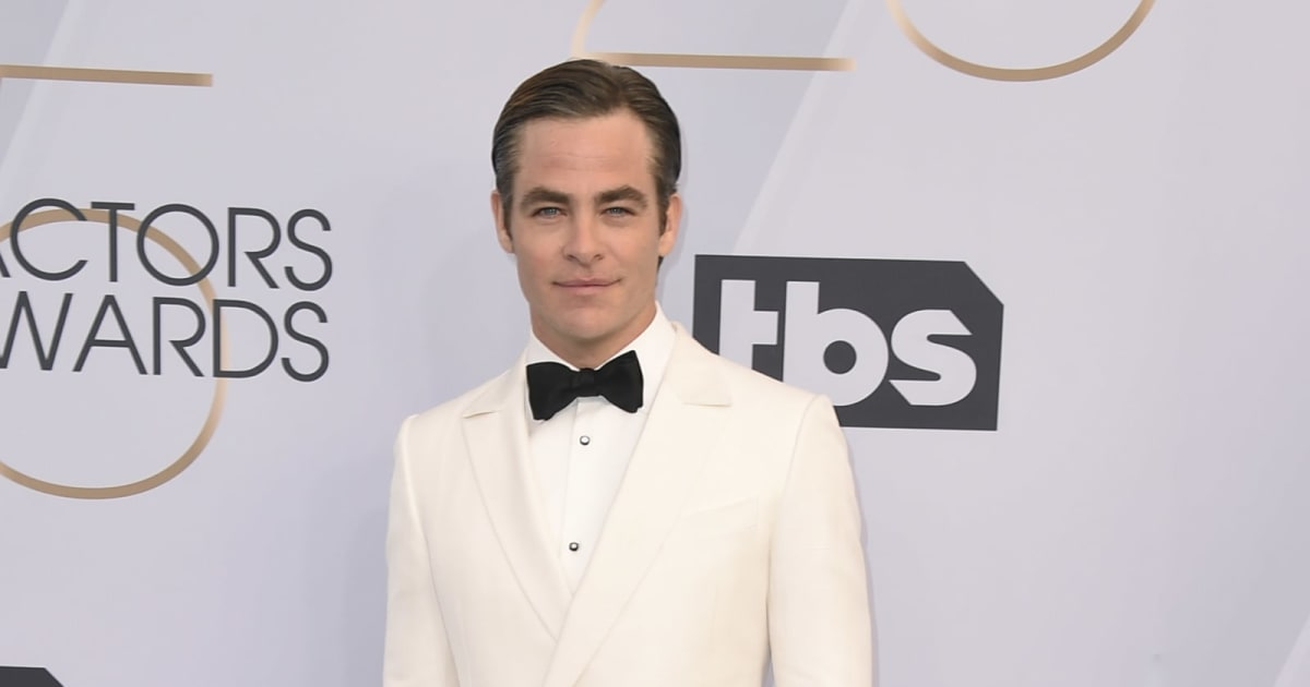 Chris Pine to star in Watergate biopic from Amazon