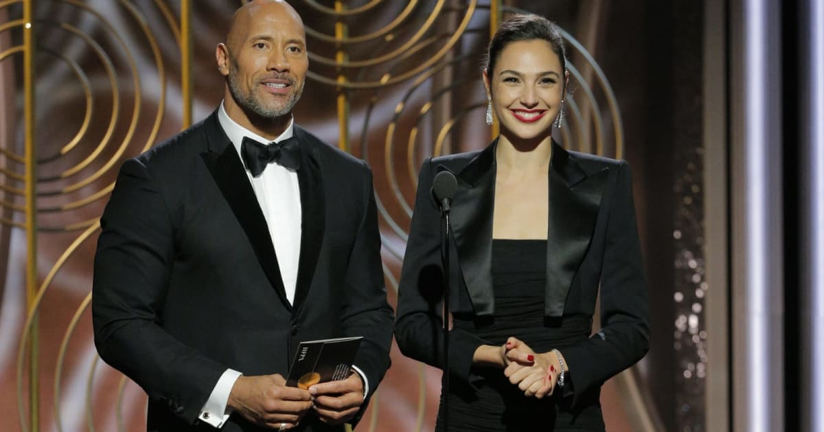 Netflix gets break-in film starring Dwayne Johnson as well as Girl Gadot 1